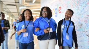 Chicago Defender Startup Spring Break, Entrepreneurship Bootcamp for Middle School CPS Girls