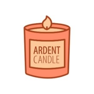 ardent candle logo