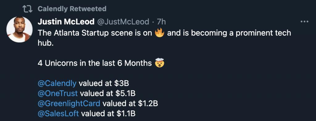 tope tweet